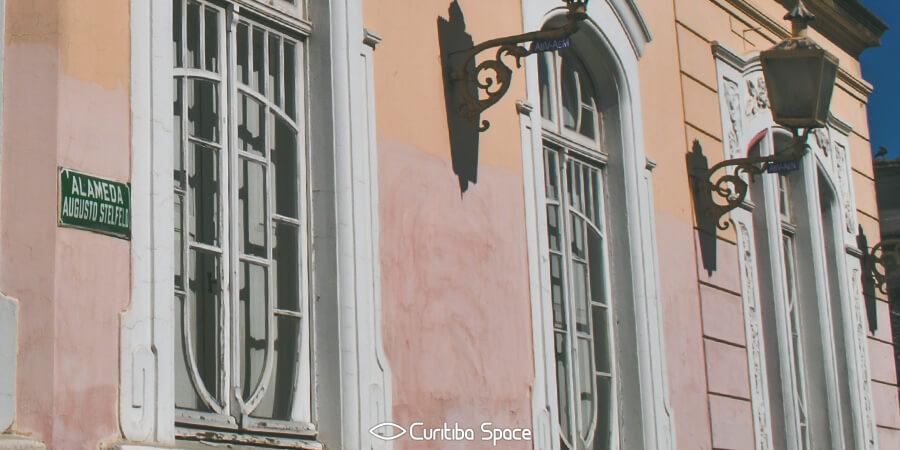 Quem foi: Augusto Stellfeld - Curitiba Space