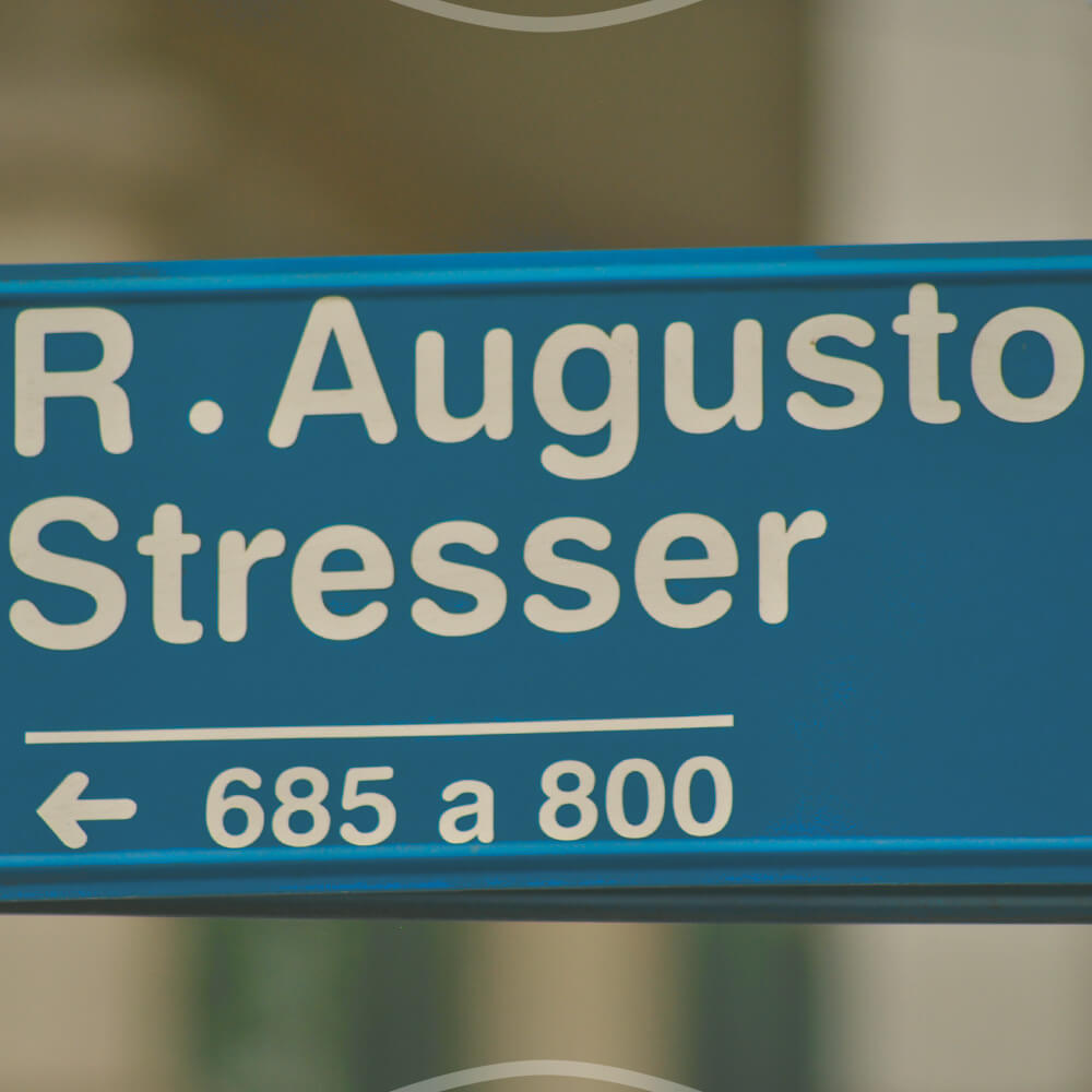 18 De Julho: Nascimento De Augusto Stresser