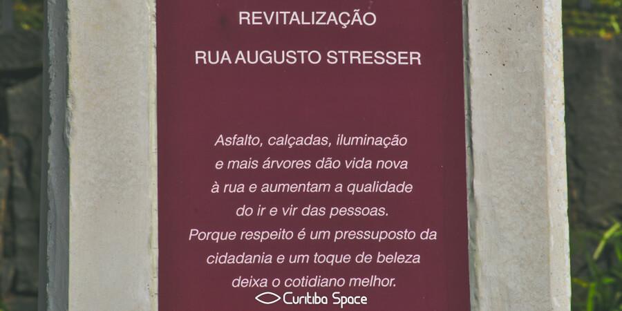 Quem foi: Augusto Stresser - Curitiba Space