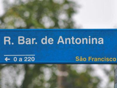 Quem Foi: Barão De Antonina
