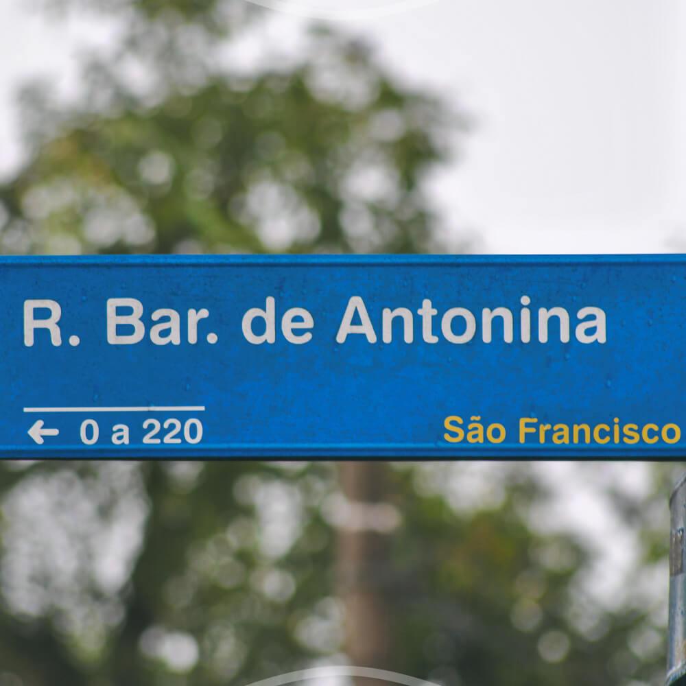 17 De Junho: Nascimento Do Barão De Antonina
