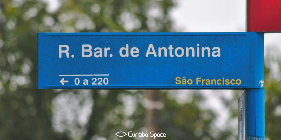 Quem foi: Barão de Antonina - João da Silva Machado - Curitiba Space