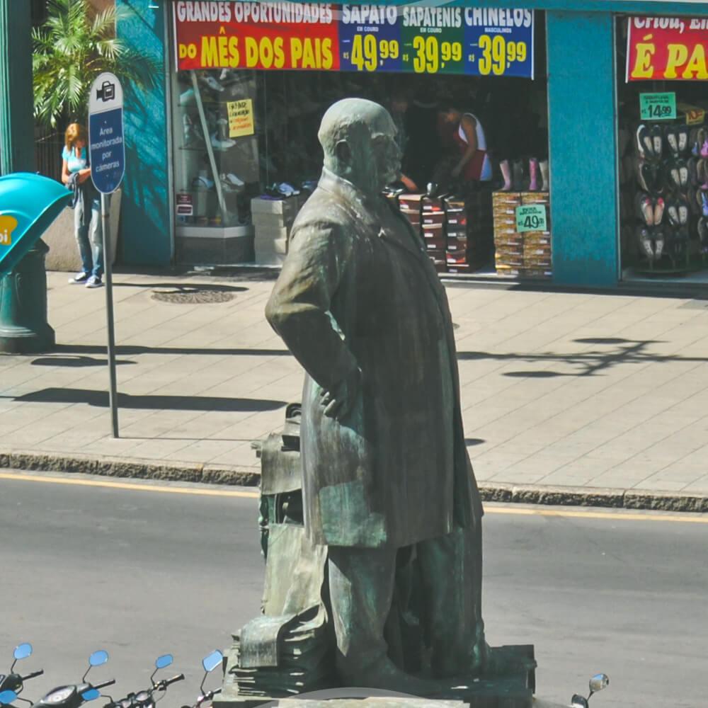 Quem Foi: Barão Do Rio Branco