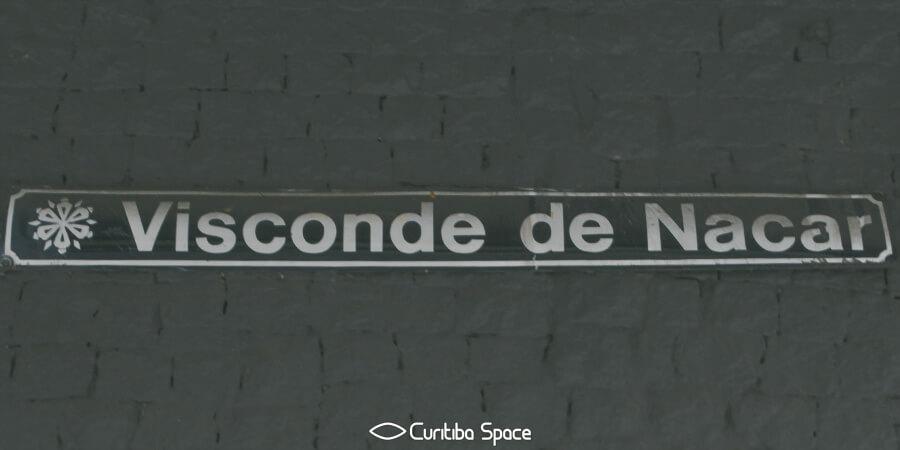 Quem foi: Barão e Visconde de Nacar - Curitiba Space