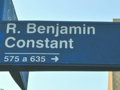 Quem Foi: Benjamin Constant