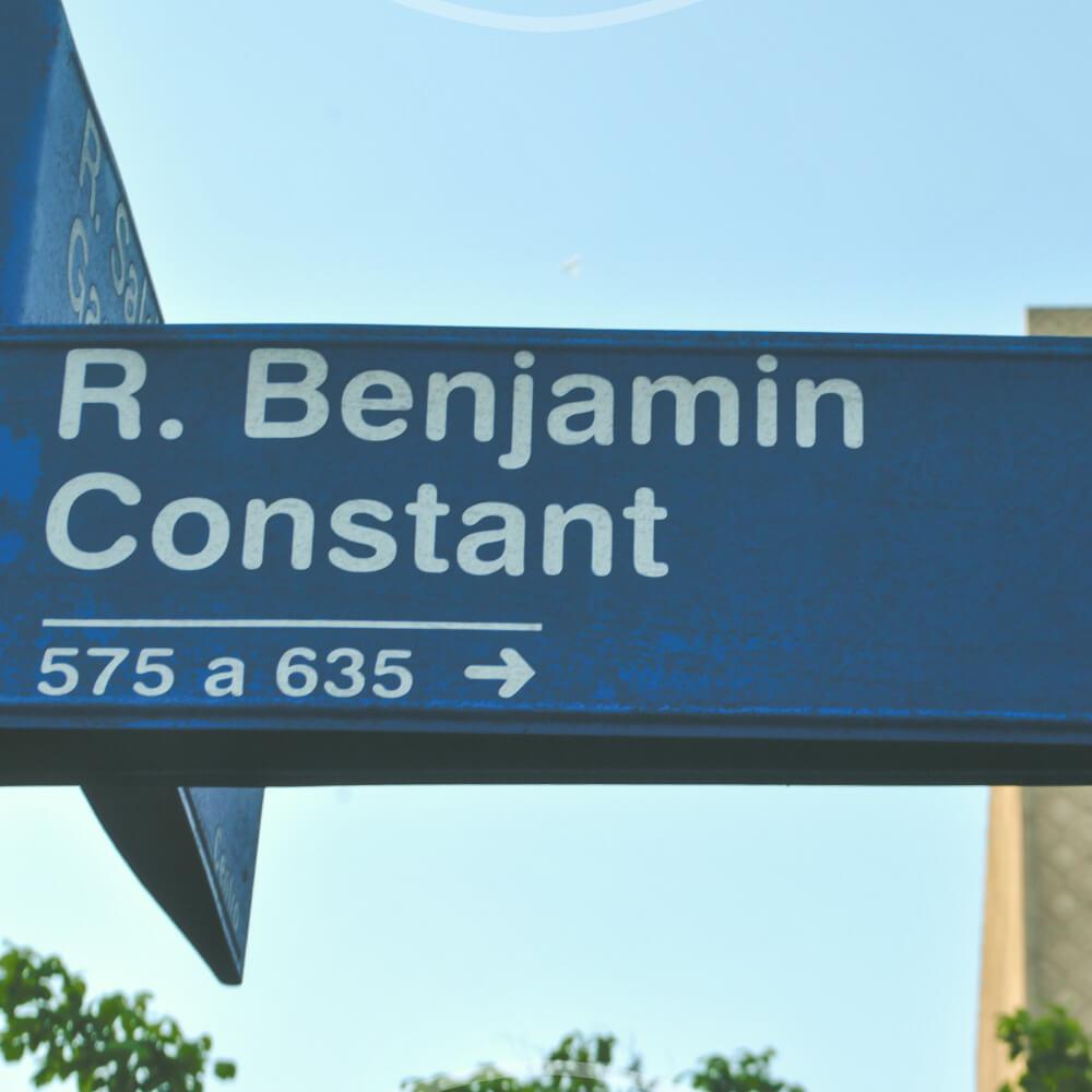 18 De Outubro: Nascimento De Benjamin Constant