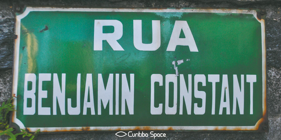 Quem foi: Benjamin Constant - Curitiba Space