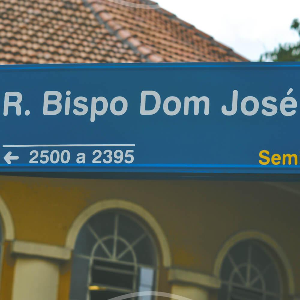 24 De Abril: Nascimento De Bispo Dom José