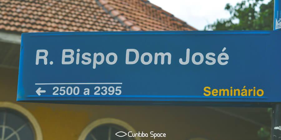 Quem foi: Bispo Dom José - Curitiba Space