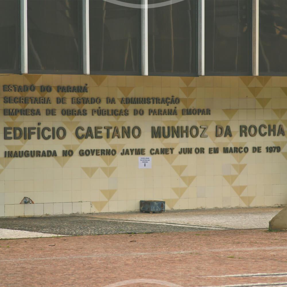 Quem Foi: Caetano Munhoz Da Rocha