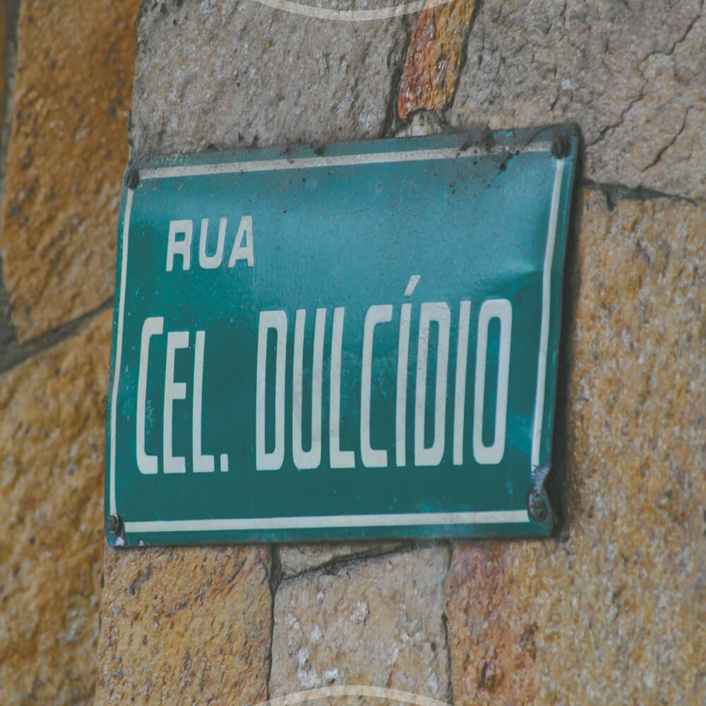 Quem Foi: Coronel Dulcídio