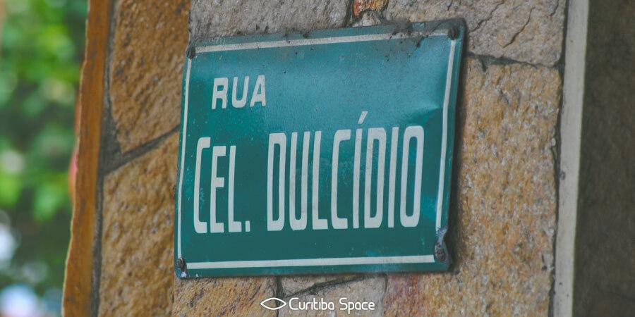 Quem foi: Cândido Dulcídio Pereira - Coronel Dulcídio - Curitiba Spae