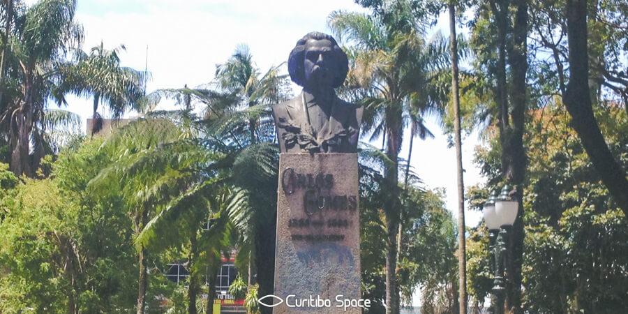 Quem foi: Carlos Gomes - Curitiba Space