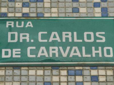 20 De Março: Nascimento De Carlos De Carvalho