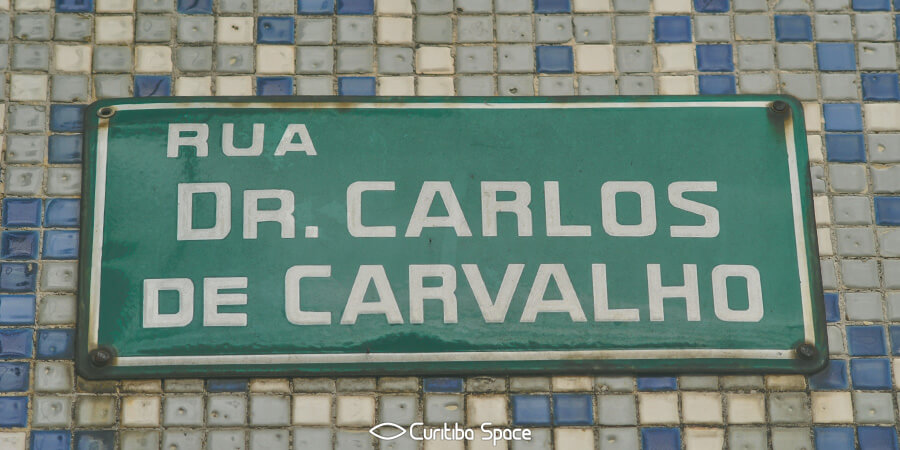 Quem foi: Carlos de Carvalho - Curitiba Space