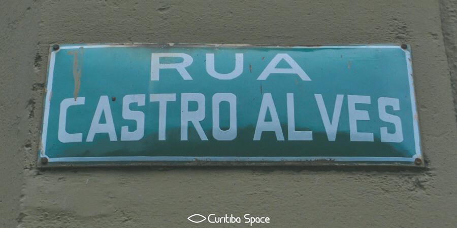 Quem foi: Castro Alves - Curitiba Space