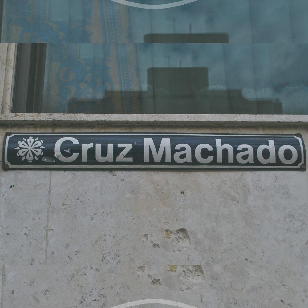 11 De Março: Nascimento De Cruz Machado