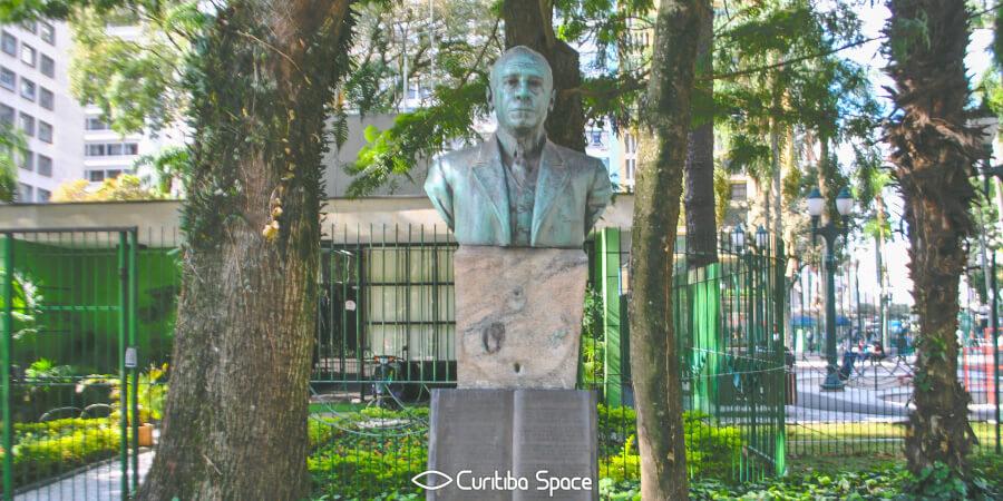 Quem foi: Emiliano Perneta - Curitiba Space