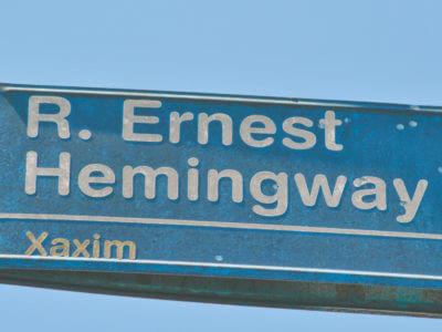 21 De Julho: Nascimento De Ernest Hemingway