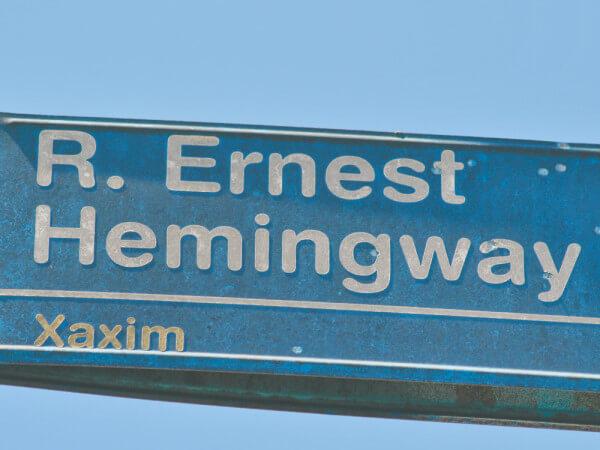 Quem Foi: Ernest Hemingway
