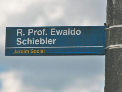 Quem Foi: Ewaldo Schiebler