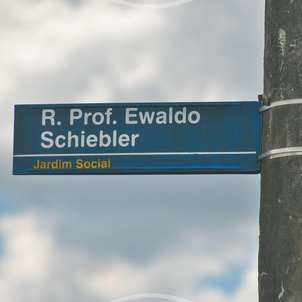 28 De Fevereiro: Nascimento De Ewaldo Schiebler