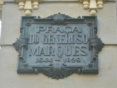 13 De Janeiro: Nascimento De Generoso Marques Dos Santos