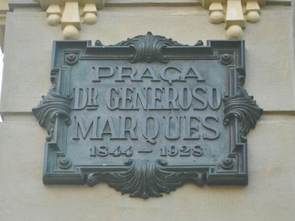 Quem Foi: Generoso Marques Dos Santos