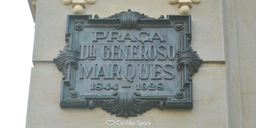 Quem foi: Generoso Marques dos Santos - Curitiba Space