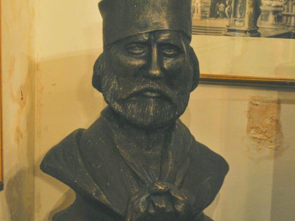 Giuseppe Garibaldi, No Palácio Garibaldi