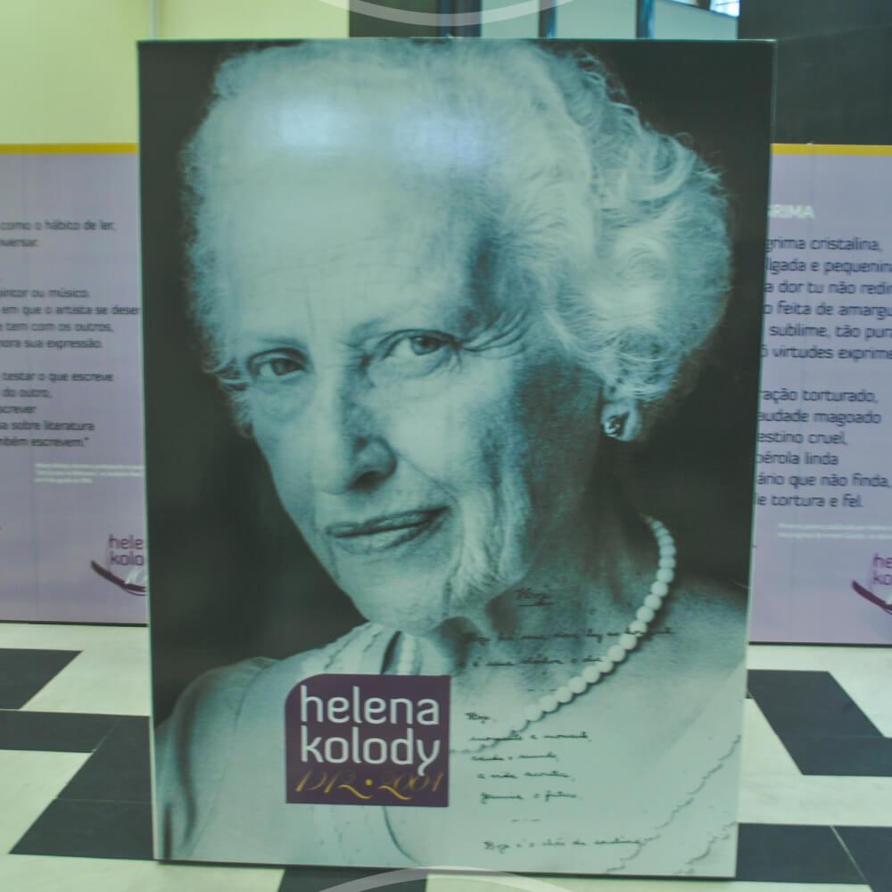 Quem Foi: Helena Kolody
