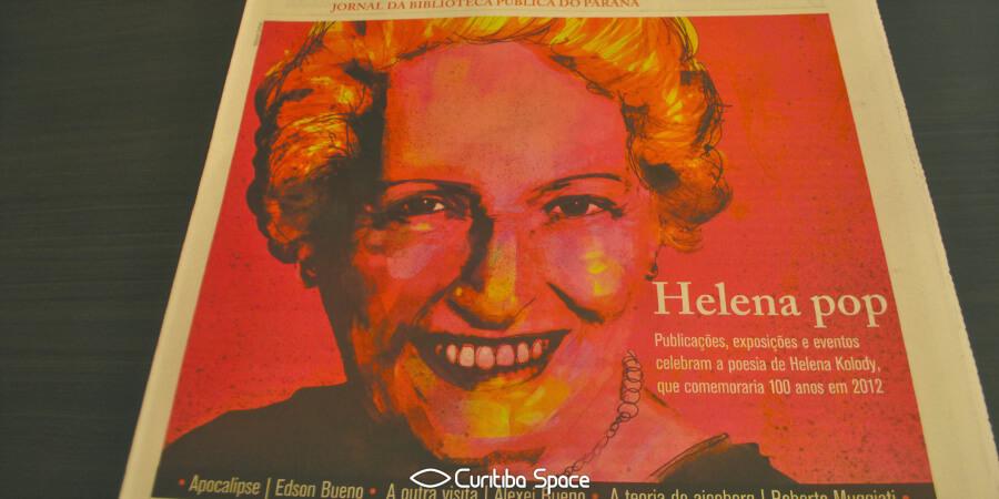 Quem foi: Helena Kolody - Curitiba Space