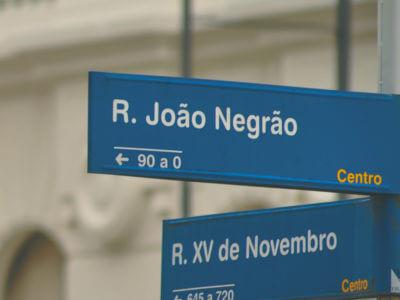 Quem Foi: João Negrão