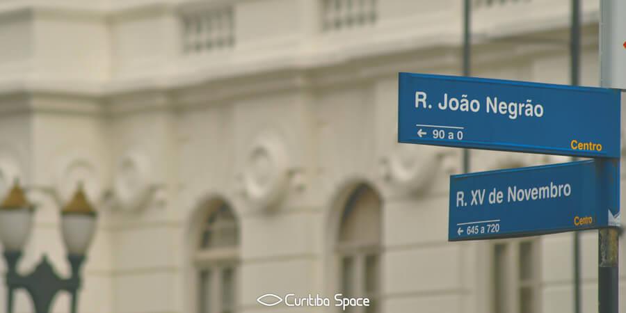 Quem foi: João Negrão - Curitiba Space