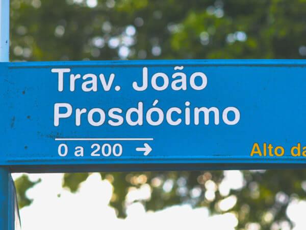 Quem Foi: João Prosdócimo