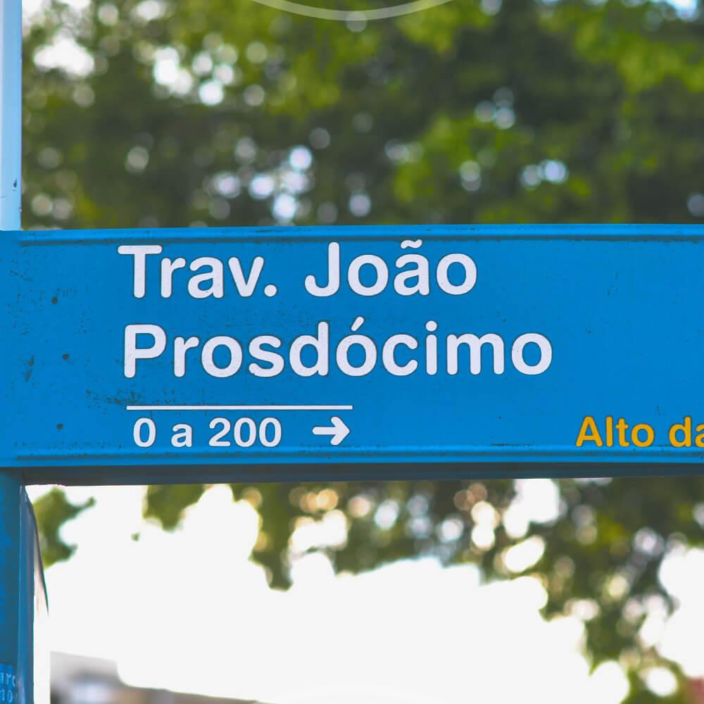22 De Outubro: Nascimento De João Prosdócimo