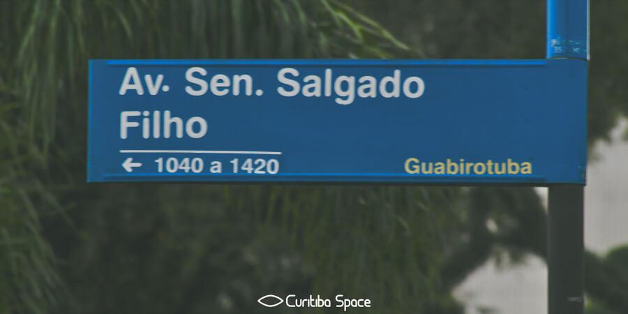 Quem foi: Salgado Filho - Curitiba Space