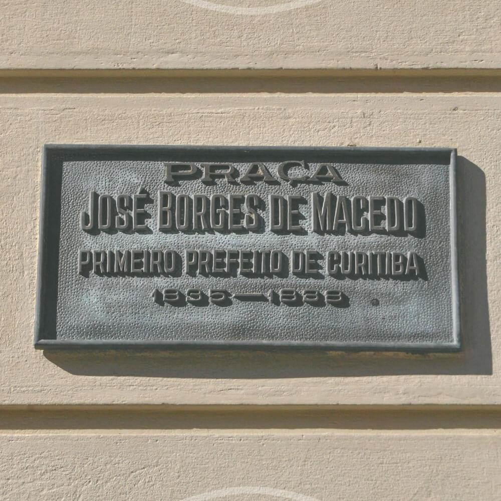 Quem Foi: José Borges De Macedo