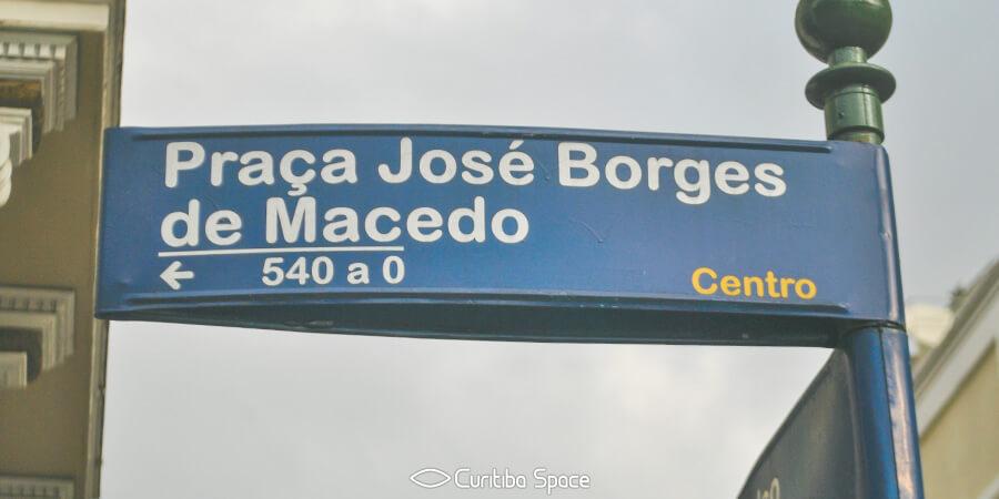 Quem foi: José Borges de Macedo - Curitiba Space