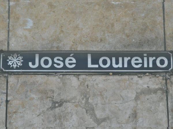 Quem Foi: José Loureiro