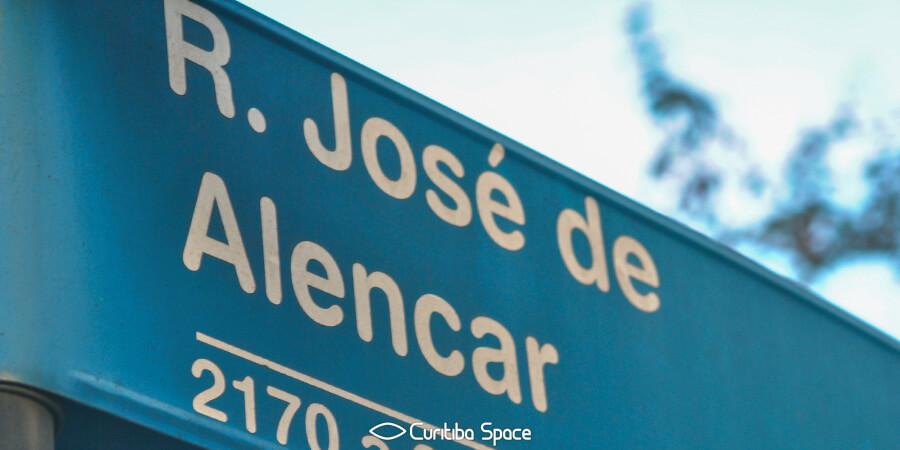 Quem foi: José de Alencar - Curitiba Space