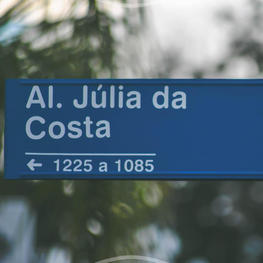 01 De Julho: Nascimento De Júlia Da Costa