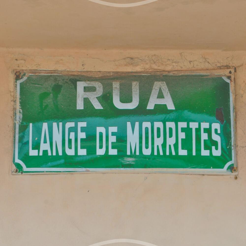 05 De Março: Nascimento De Lange De Morretes