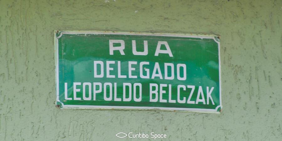 Quem foi: Leopoldo Belczak - Curitiba Space