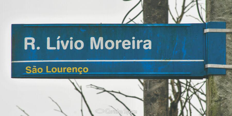 Quem foi: Lívio Moreira - Curitiba Space