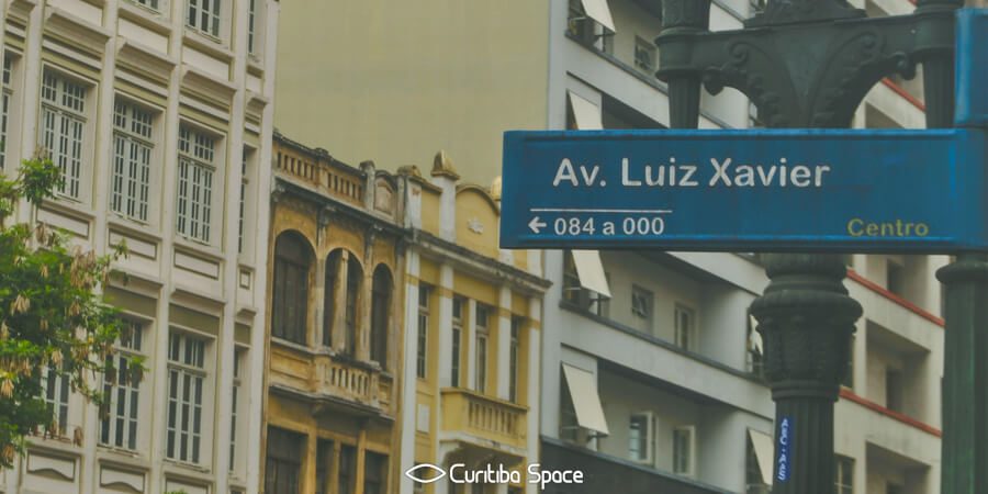 Quem foi: Luiz Xavier - Curitiba Space