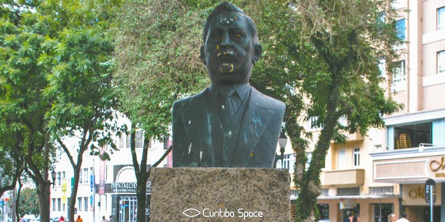 Quem foi: Lysimaco Ferreira da Costa - Curitiba Space