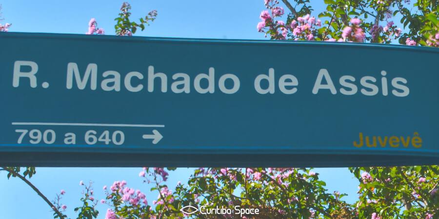 Quem foi: Machado de Assis - Curitiba Space
