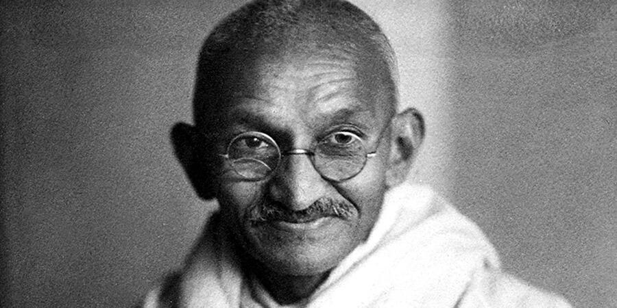 Quem foi: Mahatma Gandhi - Curitiba Space