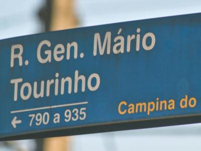Quem Foi: Mário Tourinho